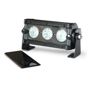 Single Row Black Series LED Light Bar