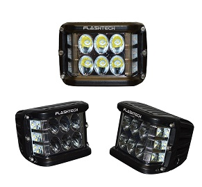 60w LED Side Shooter Fog Light