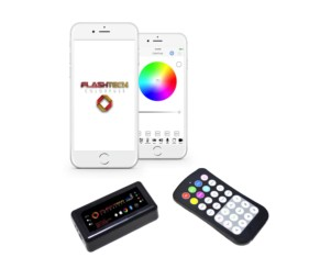Flashtech Colorfuse Bluetooth RF Controller