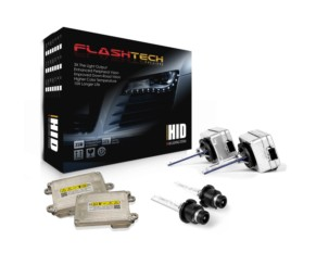 Flashtech Premiere Canbus HID Conversion Kit: OEM Replacement Sizes